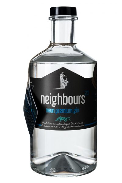 Neighbours21 Neon Premium Gin