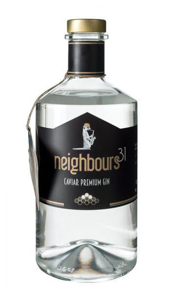 Neighbours31 Caviar Premium Gin